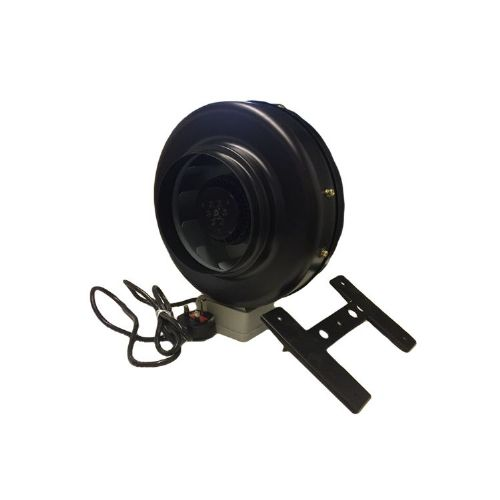 Hurricane Inline Fan 200mm - 8 Inch - ( 900m3/h )